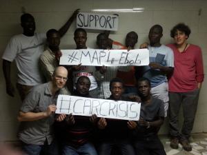 #Ebola #CarCrisis Mapathon - Ivory Coast