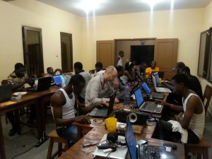 Mapathon in #Togo