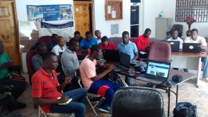 OSM, Free GIS & opendata Training in Haiti